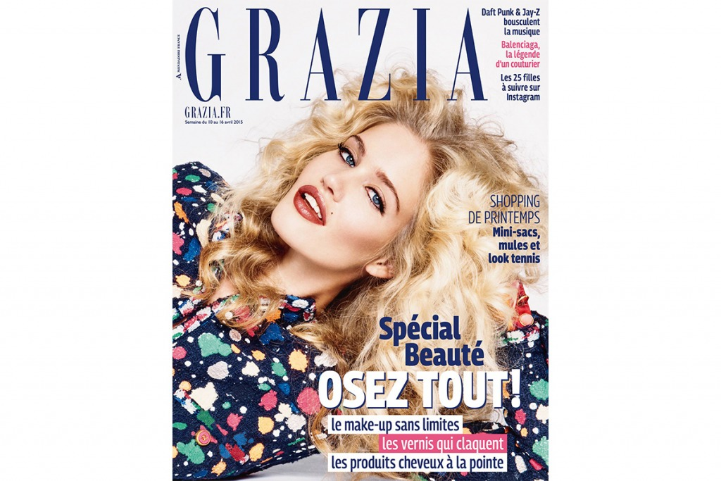 RETUSH Creative Retouching Grazia France