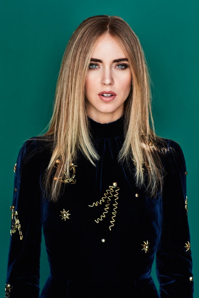 RETUSH Creative Retouching Chiara Ferragni for Grazia France