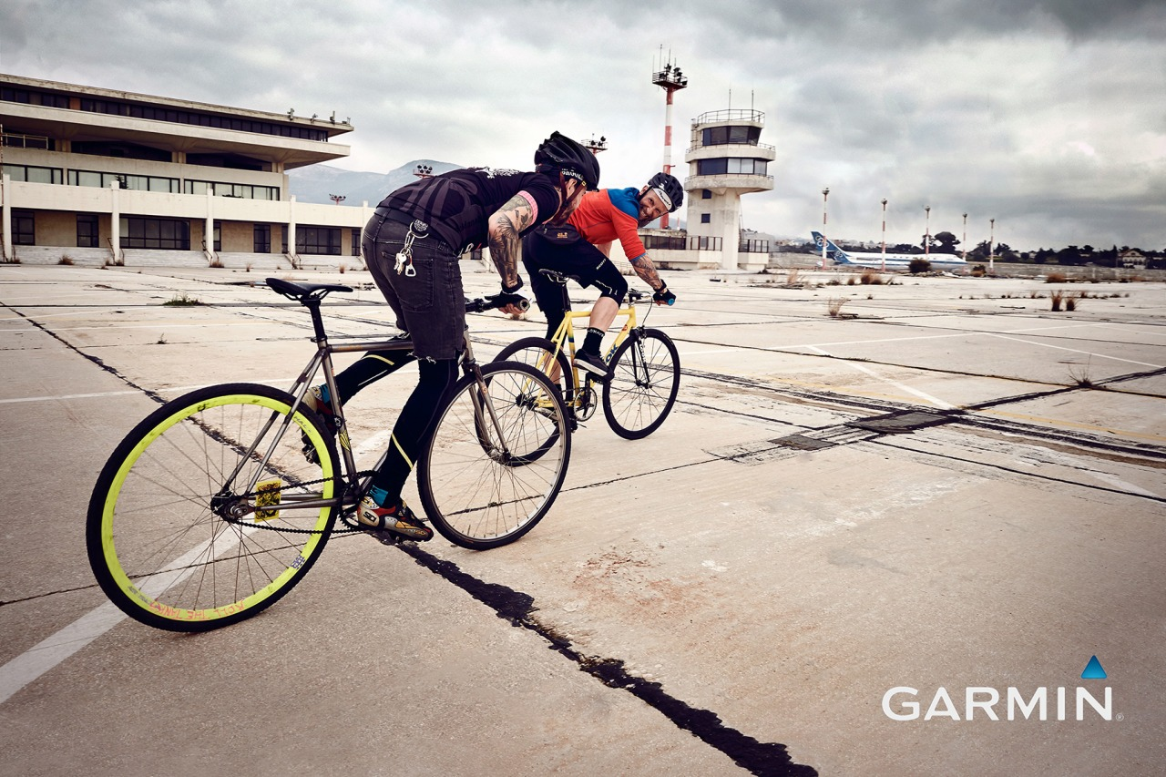RETUSH Creative Retouching GARMIN Europe Campaign #BeatYesterday