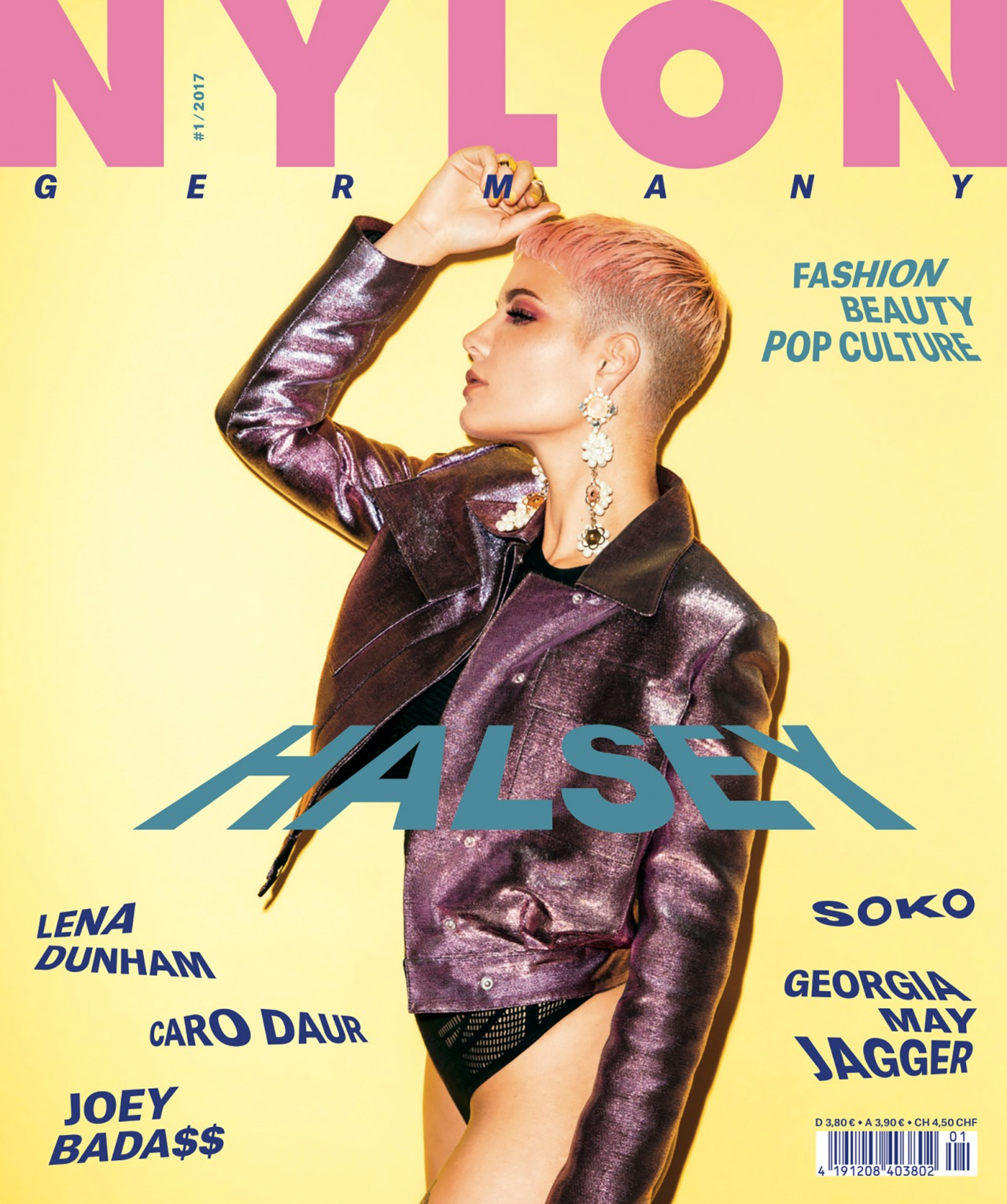 RETUSH Creative Retouching NYLON Magazine